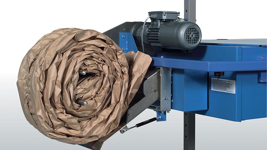 PadPak® SR Coiler