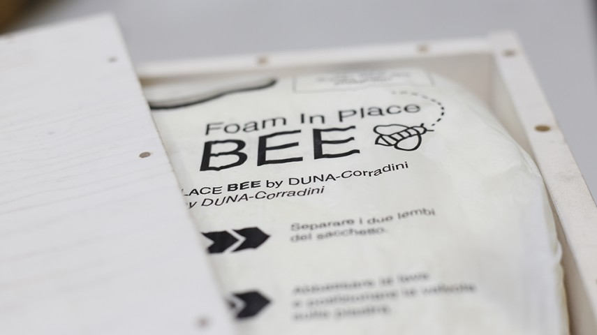 DUNAPACK BEE: Maximum Protection, even for small Volumes