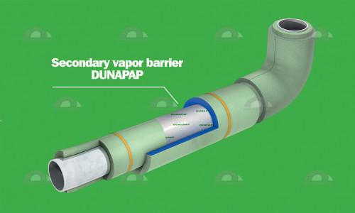 Nuovo sistema industriale per l'applicazione di barriere vapore
